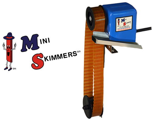 Wayne Products Mini-Skimmer Oil Skimmers